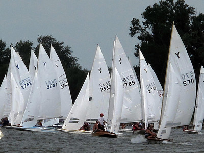 Regatta on Chippewa Lake