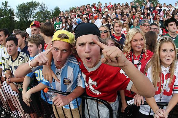 High school football: Medina falls to Strongsville