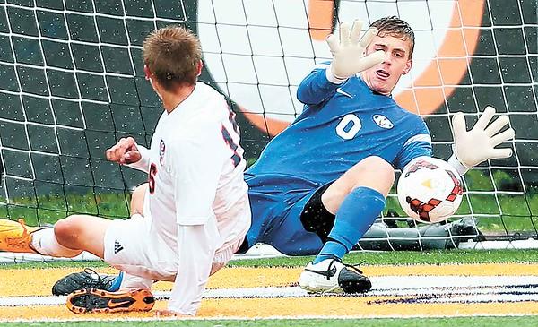 High school soccer: Medina thrashes Berea-Midpark